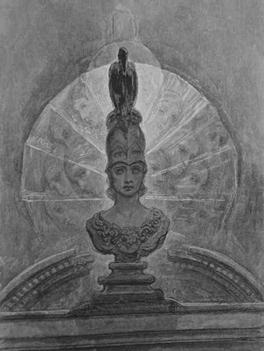 dore raven. Gustave Dore