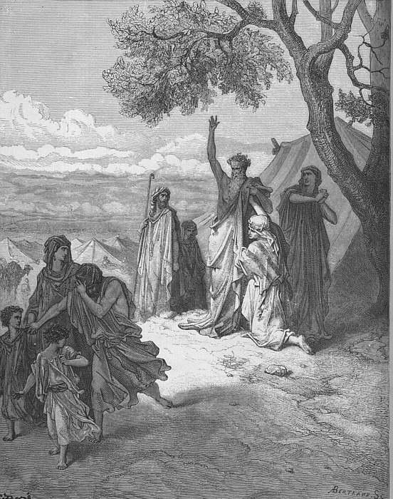 Библия. Гюстав Доре