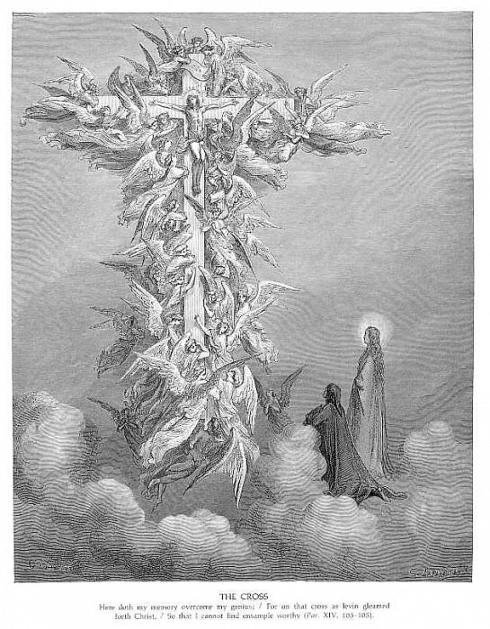 The Cross. Gustave Dore