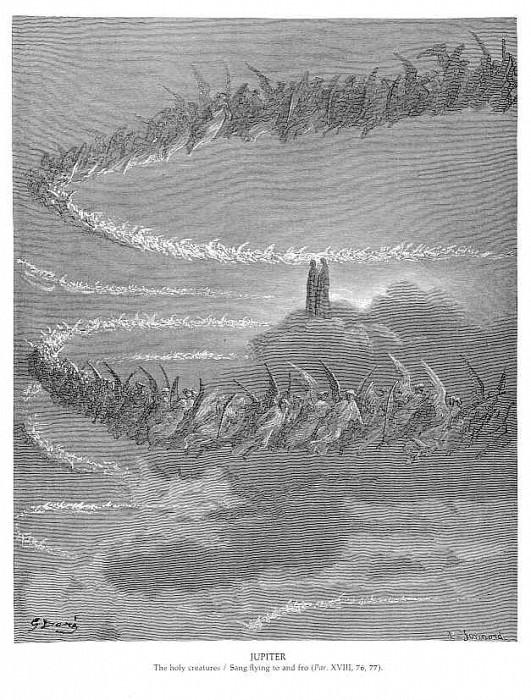 Jupiter — Gustave Dore