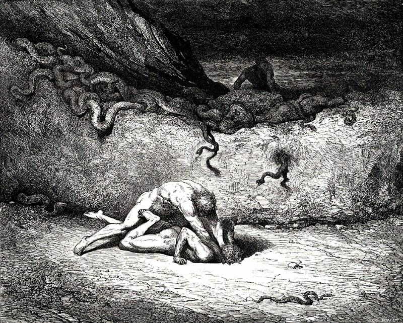 #32670. Gustave Dore