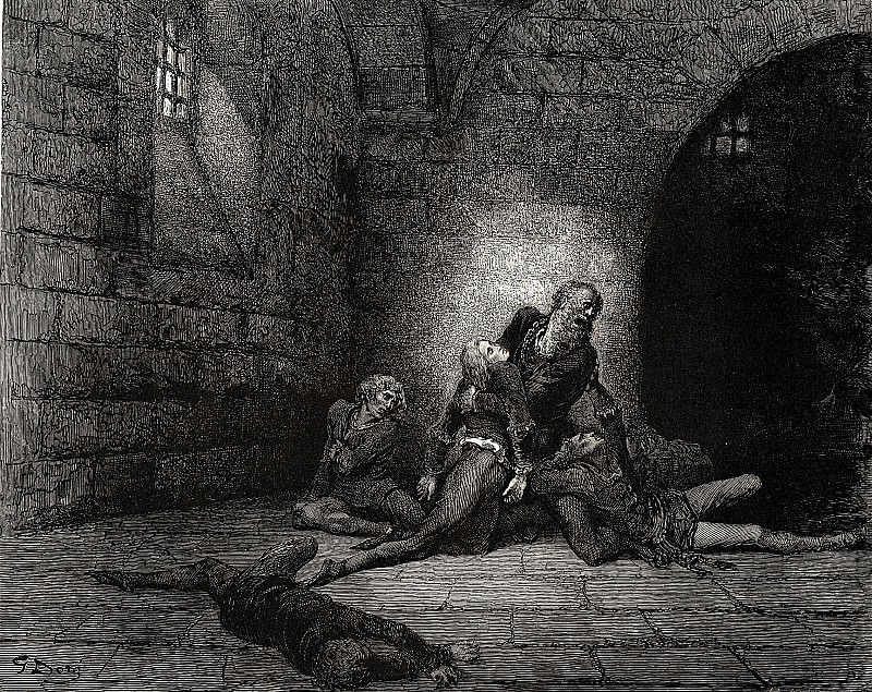 Hast no help For me my father. Gustave Dore