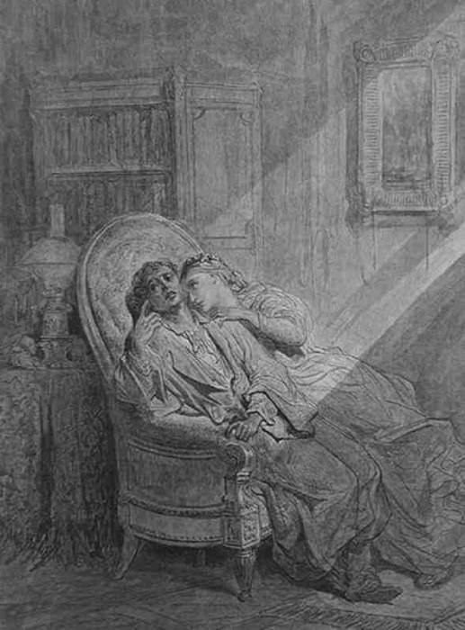 #32754. Gustave Dore