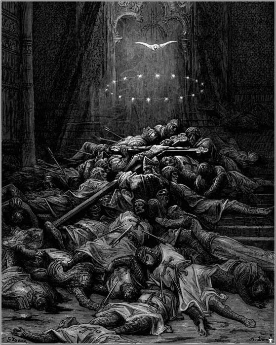 #32713. Gustave Dore