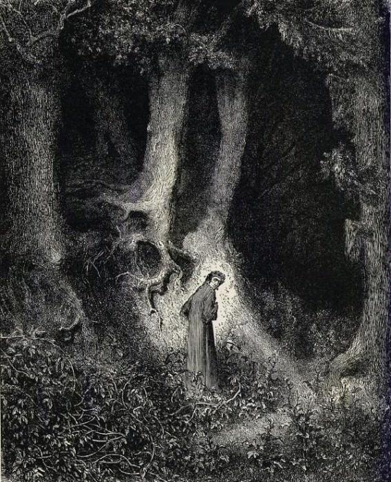 inferno1. Gustave Dore