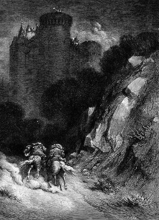 HeavenBePraised TheyAreMyBrothers!. Gustave Dore