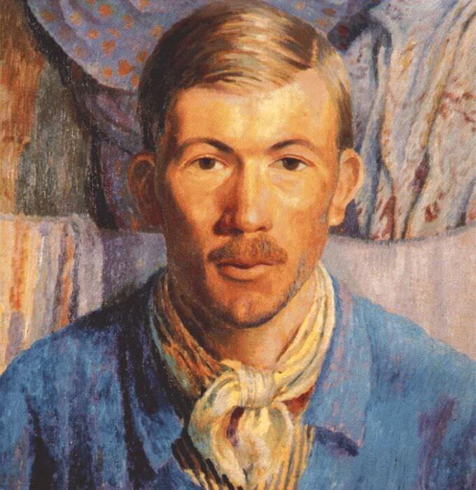 Джеральд Бренен в Ларро, 1922. Дора Кэррингтон
