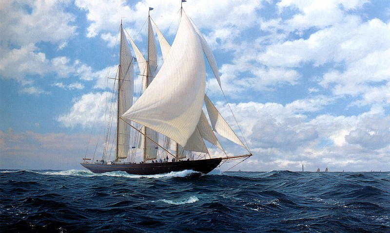 Atlantic. J Steven Dews