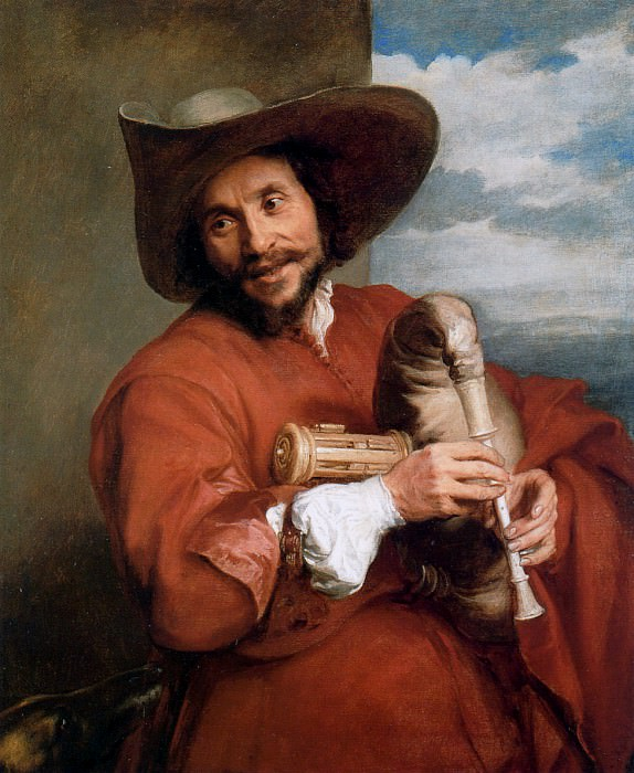 Franзois Langlois. Anthony Van Dyck
