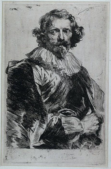 Lucas Vorsterman. Anthony Van Dyck