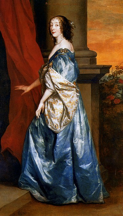 Lady Lucy Percy. Anthony Van Dyck