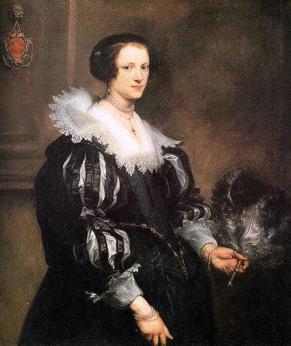 Anna Wake. Anthony Van Dyck