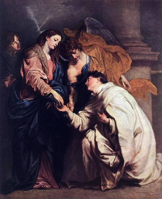Blessed Joseph Hermann. Anthony Van Dyck