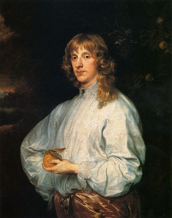 James Stuart Duke Of Richmond. Anthony Van Dyck