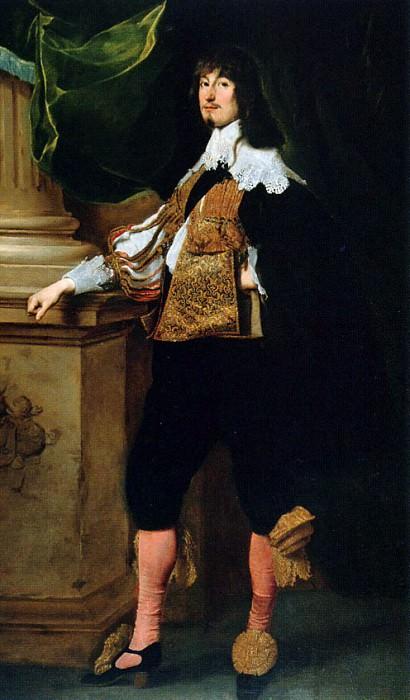 Johan Oxenstierna. Anthony Van Dyck