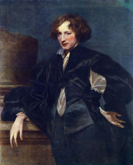 Self Portrait. Anthony Van Dyck