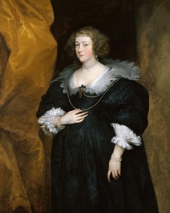 Portrait of a Woman. Anthony Van Dyck