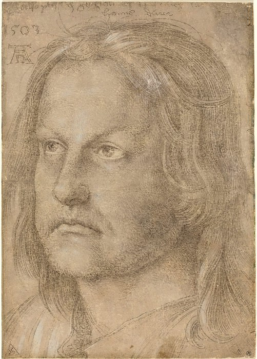 Hans Dürer, brother of Albrecht Dürer probably. Durer Engravings
