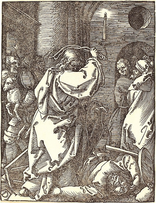 Punishment. Durer Engravings