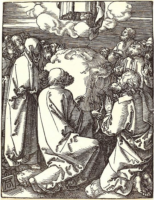 Prayer. Durer Engravings