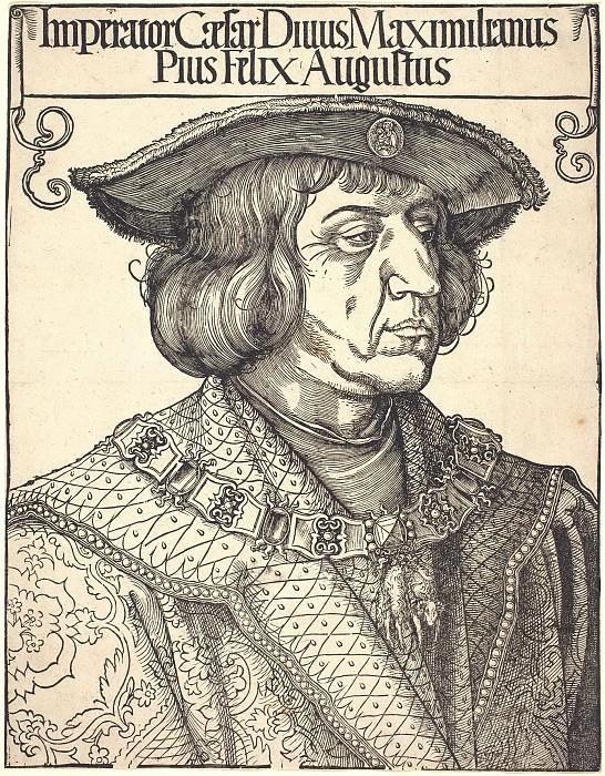 Император Максимилиан I. Гравюры Дюрера