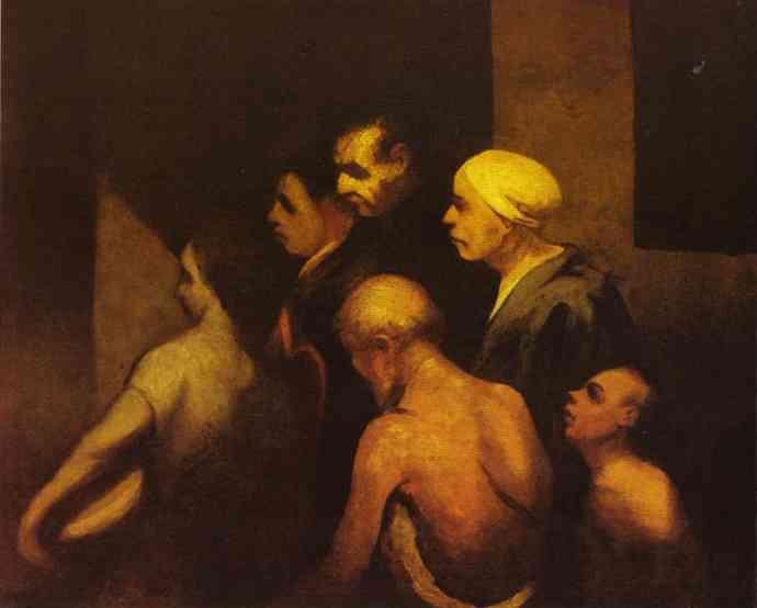 daumier84. Honore Daumier