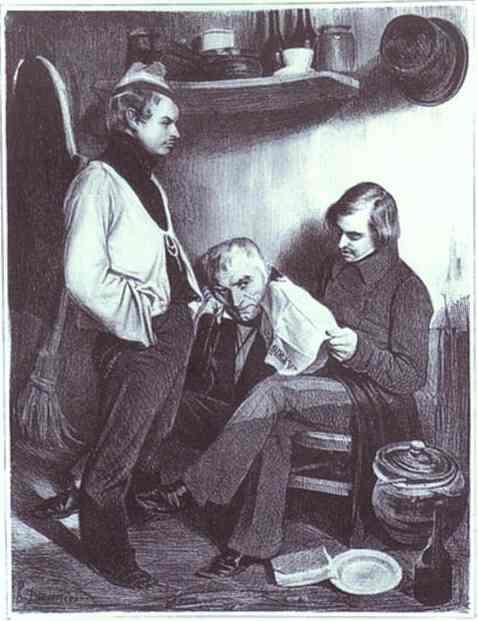 daumier20. Honore Daumier
