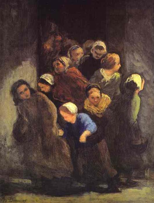 daumier37. Honore Daumier