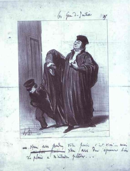 daumier30. Honore Daumier