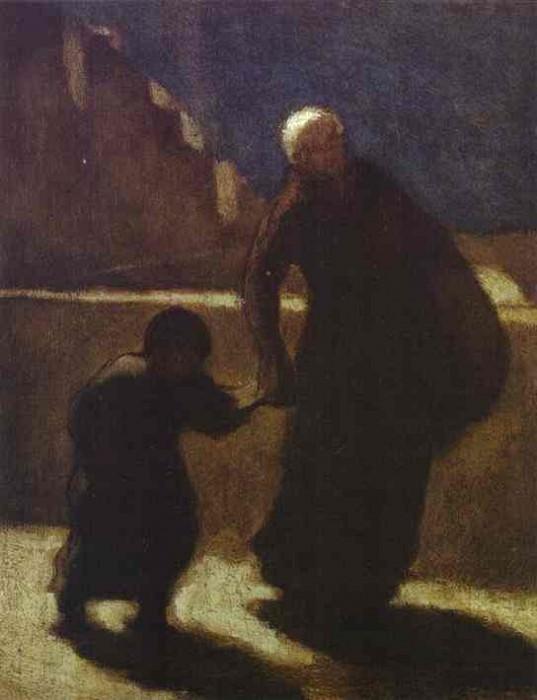 daumier34. Honore Daumier
