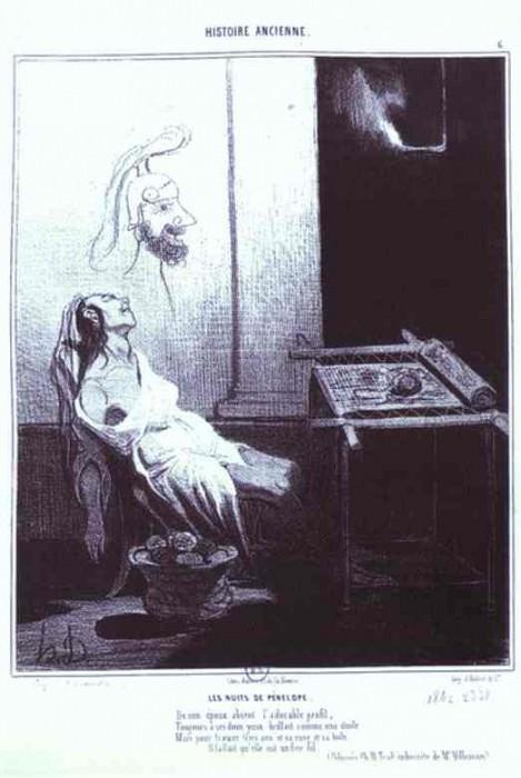 daumier26. Honore Daumier
