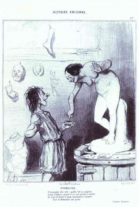 daumier28. Honore Daumier