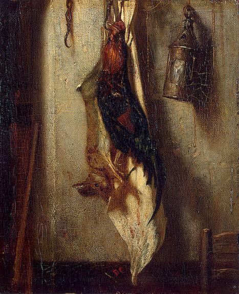 Still life. Alexandre-Gabriel Decamps