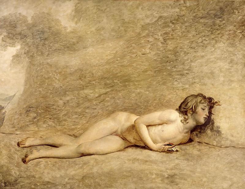 Death of Joseph Bara (1780-1793). Jacques-Louis David