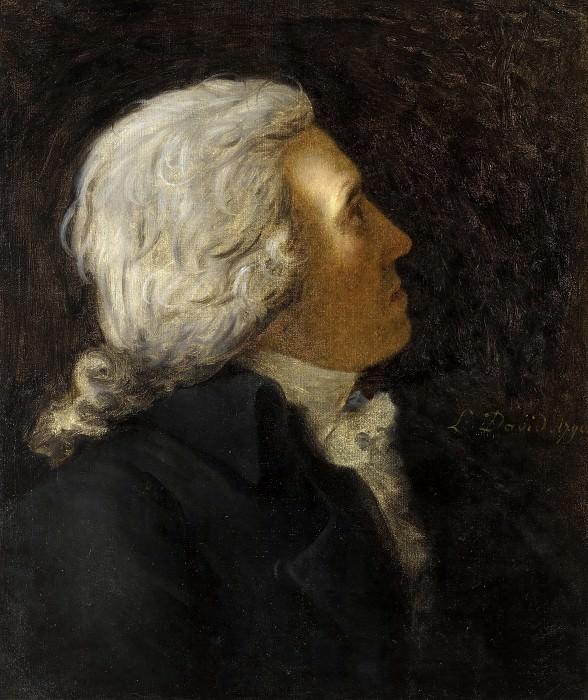 Bertrand Barère de Vieuzac (1755-1841). Jacques-Louis David