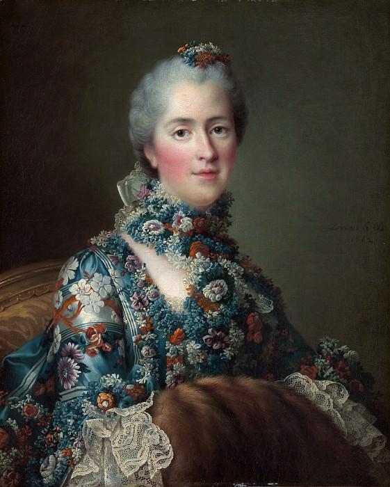 Madame Sophie de France (1734–1782). Francois-Hubert Drouais