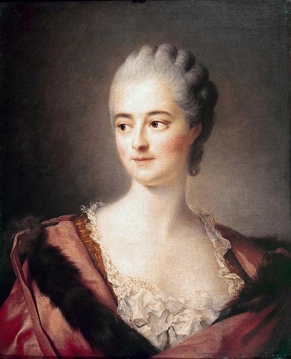 Графиня дю Барри. Франсуа-Юбер Друэ