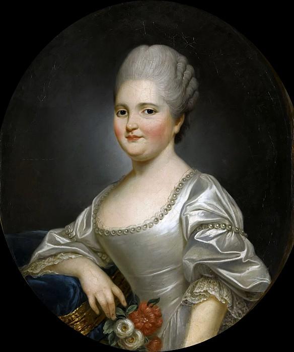 Клотильда Французская (1759-1802) (атр.). Франсуа-Юбер Друэ
