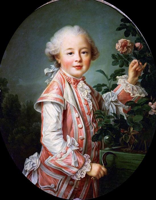 Поль-Эспри-Шарль де Булонь (1758–1838), граф де Ножан, сын интенданта финансов. Франсуа-Юбер Друэ