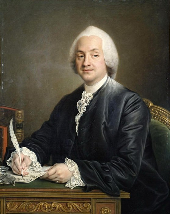 Дени-Поль Ле Пот де ла Фонтен. Франсуа-Юбер Друэ