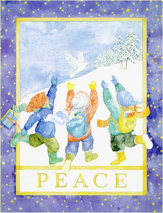 Tikvah-Peace. Jane Dyer