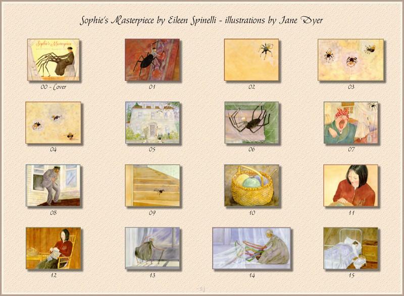 Dyer SophiesMasterpiece Index sj. Jane Dyer