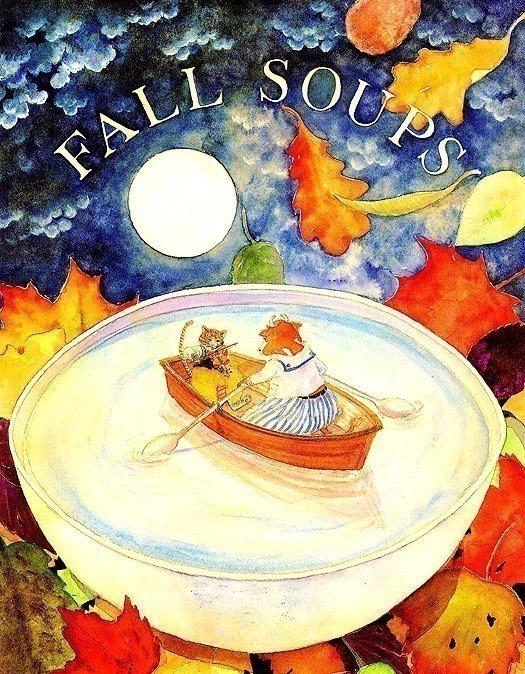Blue Moon Soup Fall Soups. Jane Dyer