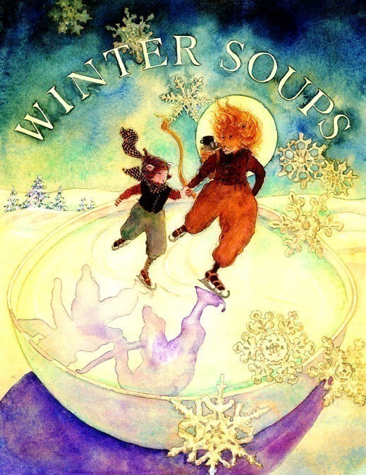 Blue Moon Soup Winter Soups. Jane Dyer