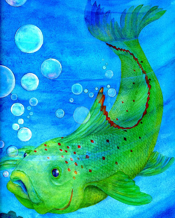 Time For Bed Little Fish. Jane Dyer