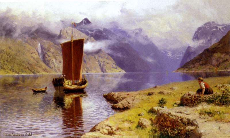 AwaitingHisReturn Large. Hans Dahl