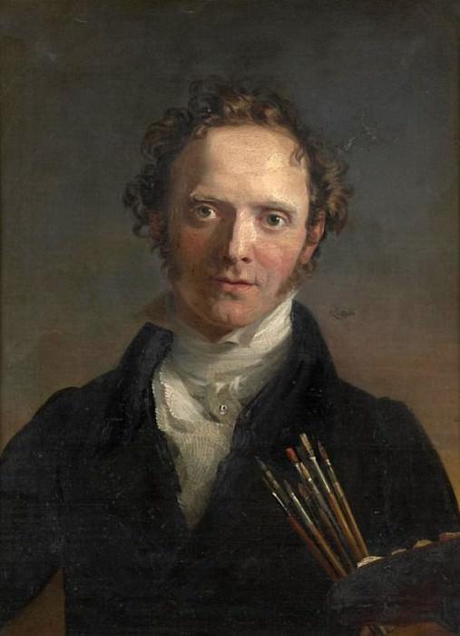 Portrait of the artist. George Dawe