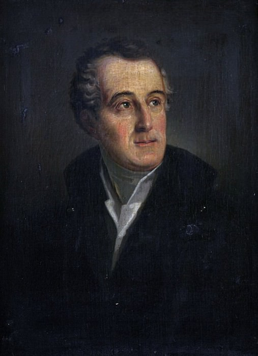 The Duke of Wellington. George Dawe