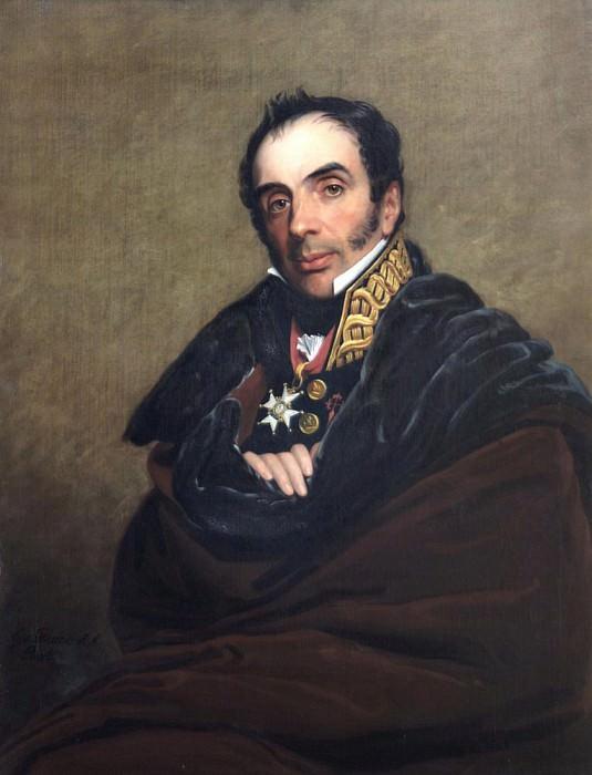 General Miguel Ricardo de Alava. George Dawe