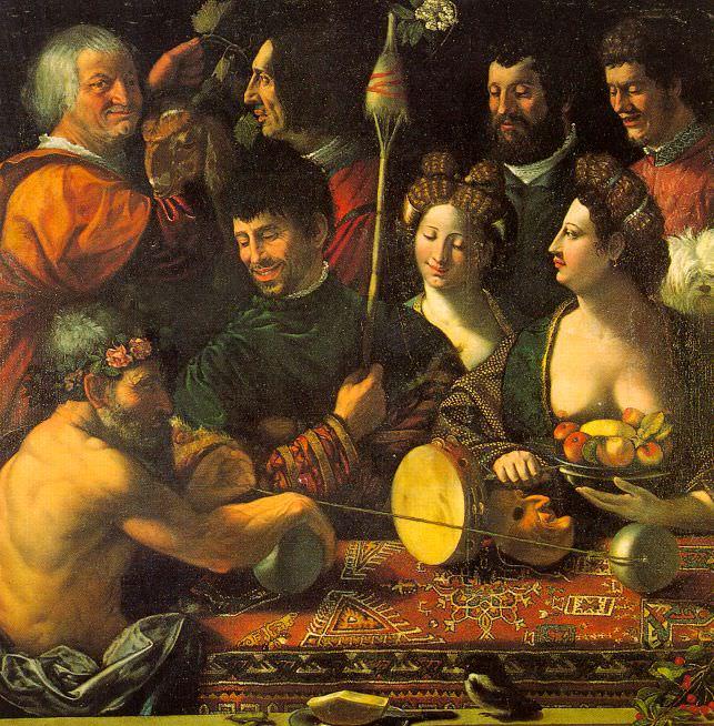 Witchcraft. Dosso (Giovanni Francesco di Niccolò di Luteri) Dossi